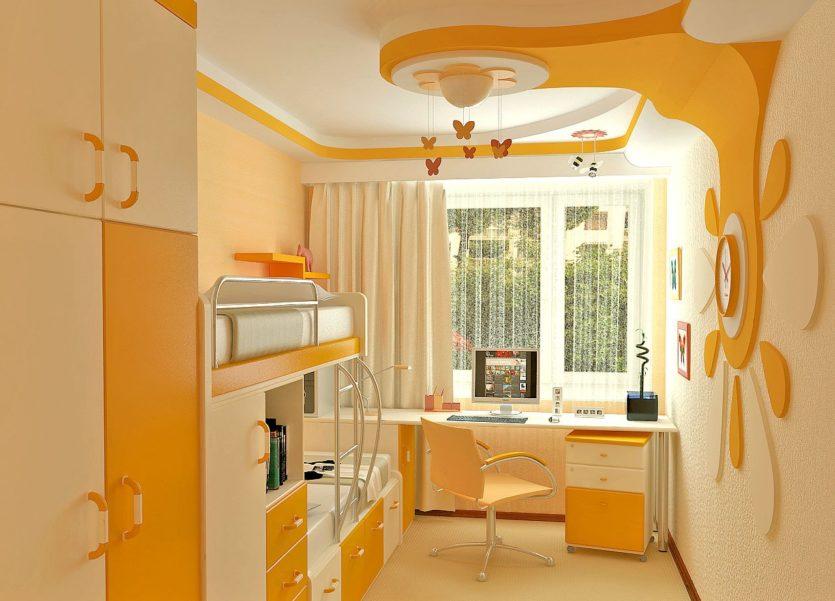 детская 8 кв м 65 фото идей современного дизайна детской 8м²