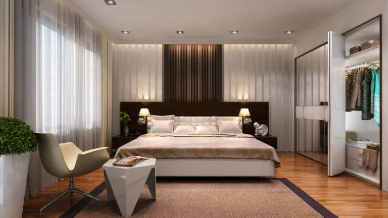 Современный дизайн квартир фото спальни