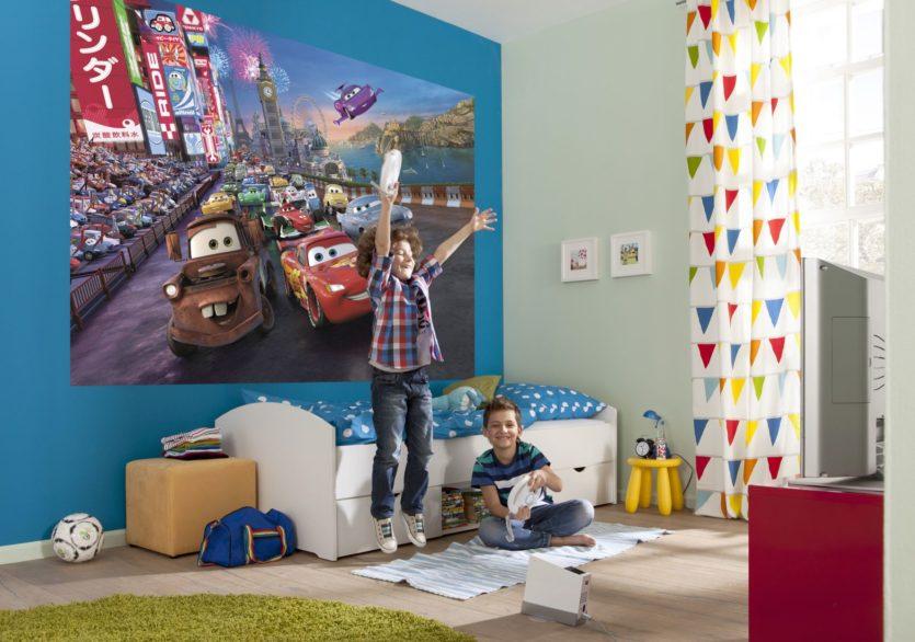 фотообои для детской комнаты 45 фото яркого дизайна