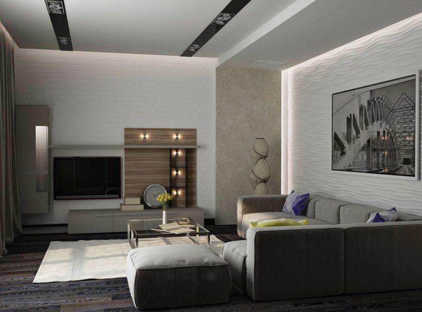 дизайн гостиной в стиле модерн современный и уютный дизайна на 87 фото