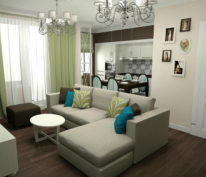 Перепланировка 234 комнатной хрущевки: лучшие идеи для